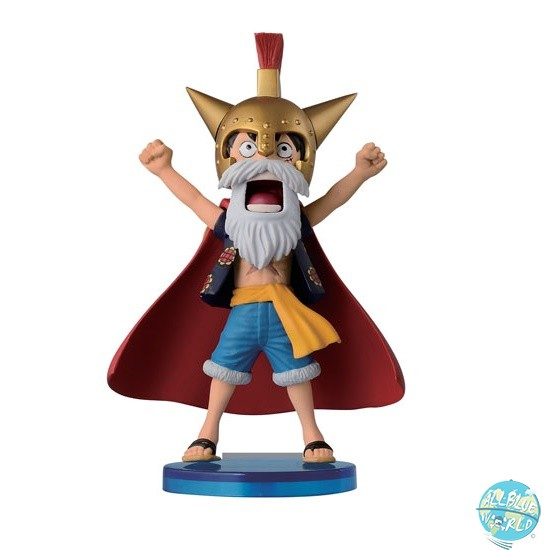 One Piece - Lucy Minifigur - WCF ChiBi / Dressrosa Version: Banpresto