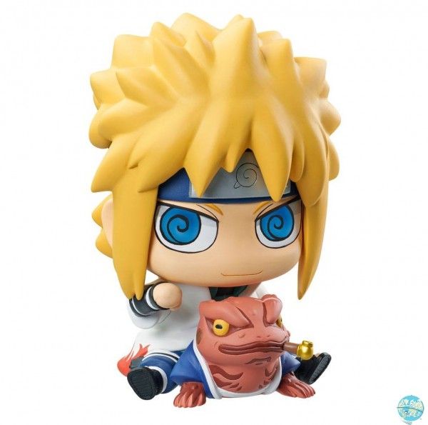 Naruto Shippuden - Minato & Gamabunta Figur: MegaHouse