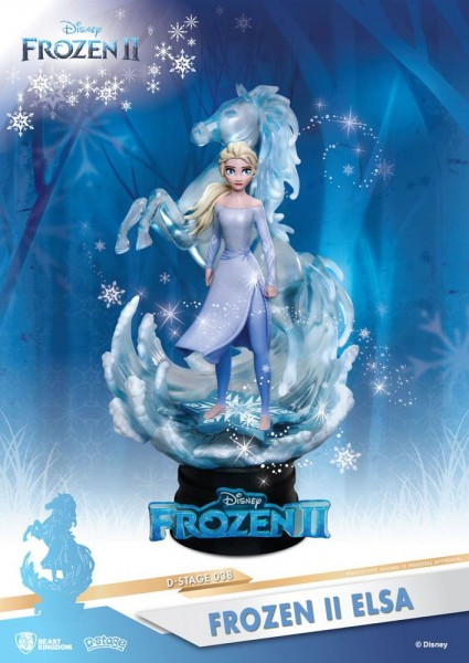 Die Eiskönigin II - Elsa Diorama / D-Stage: Beast Kingdom Toys