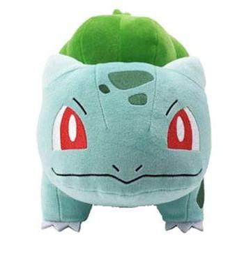 Pokemon - Bisasam Plüschfigur: BOTI