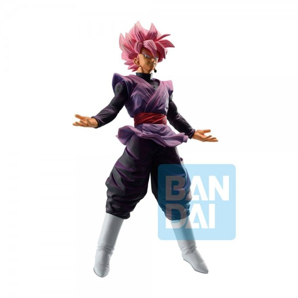 Dragon Ball Z - Dokkan Battle - Goku Black Figur / Ichibansho: Bandai