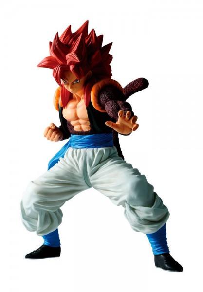 Dragon Ball Heroes - SSJ4 Gogeta Figur / Ichibansho: Bandai
