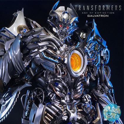 Transformers Ära des Untergangs - Galvatron Statue: Prime 1 Studio