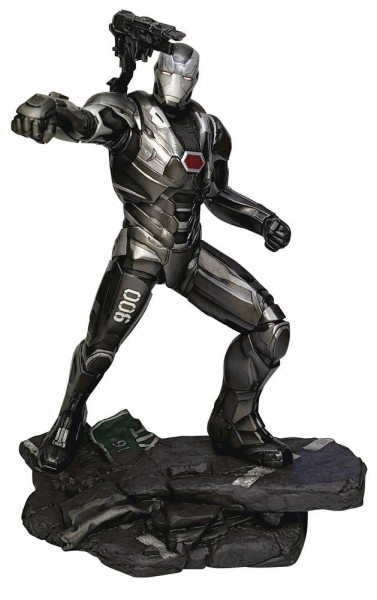 Avengers Endgame - War Machine Statue: Diamond Select