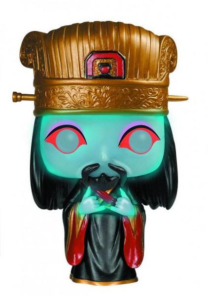 Big Trouble in little China - Lo Pan Figur - POP! Glow In The Dark: Funko