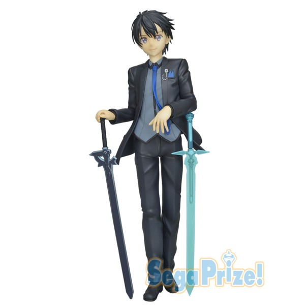 Sword Art Online: Alicization - Kirito Figur / LPM Figure - Ex-Chronicle Ver.: Sega