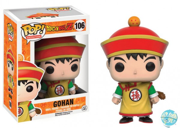 Dragonball Z - Gohan Figur - POP: Funko
