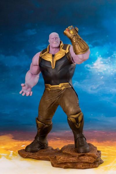 Avengers Infinity War - Thanos Statue: Kotobukiya