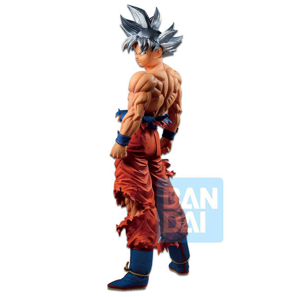 Dragon Ball - Ultra Instinct Son Goku Figur / Ichibansho - Extreme Saiyan: Bandai Spirits