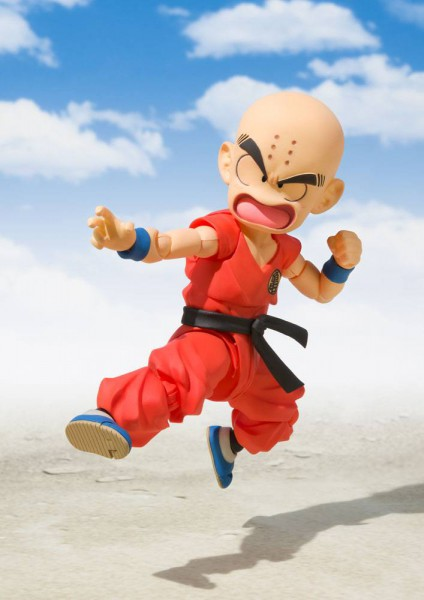 Dragonball - Kuririn (The Early Years) / S.H. Figuarts: Bandai Tamashii Nations