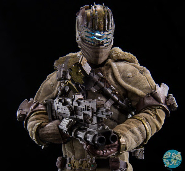 Dead Space 3 - Isaac Clarke Actionfigur - Snow Suit Version: ThreeZero