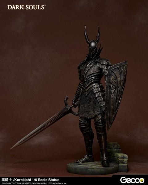 Dark Souls - Black Knight Statue: Gecco