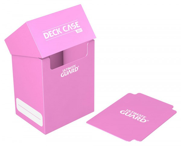 Ultimate Guard - Deck Case 80+ / XenoSkin Pink