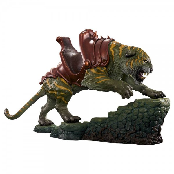 Masters of the Universe - Statue / Battlecat: Pop Culture Shock