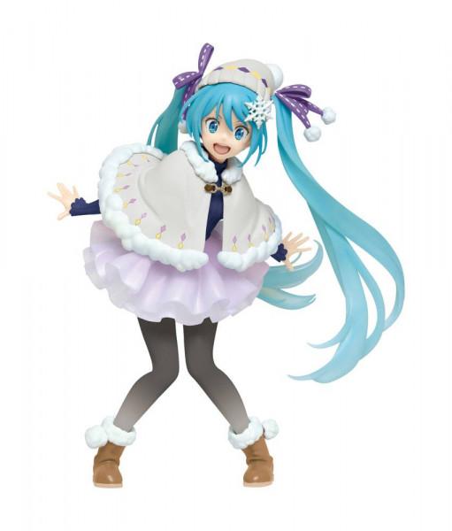 Vocaloid - Hatsune Miku Figur - Witer Version - Renewal: Taito