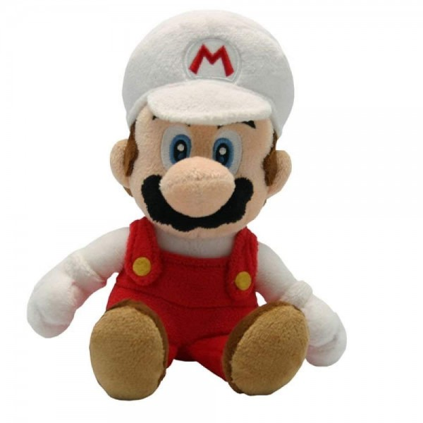 Nintendo - Mario Fire Plüschfigur: Together