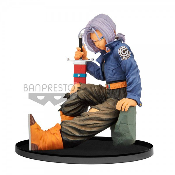 Dragon Ball Z - Trunks Figur / BWFC - Normal Color: Banpresto