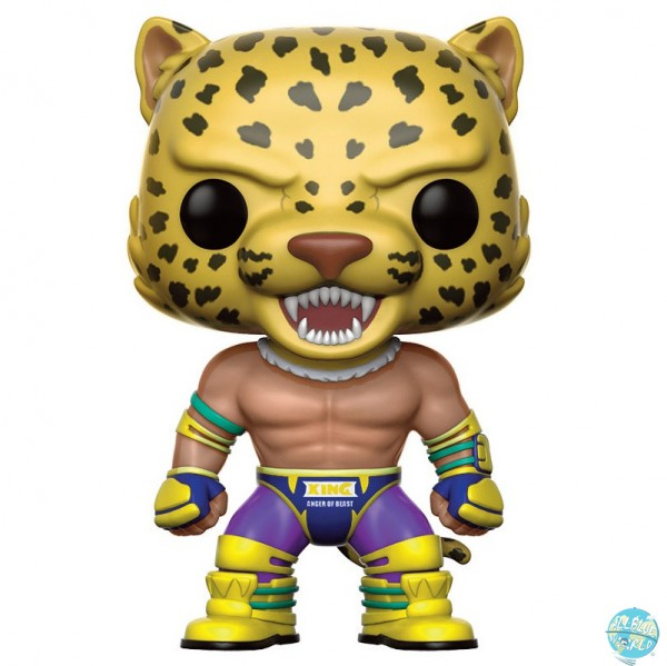 Tekken - King Figur - POP!: Funko