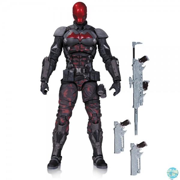 Batman Arkham Knight Red Hood DC Collectibles Actionfigur 17cm