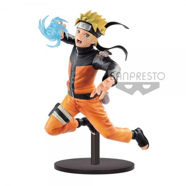 Naruto Shippuden - Naruto Uzumaki Figur / Vibration Stars: Banpresto