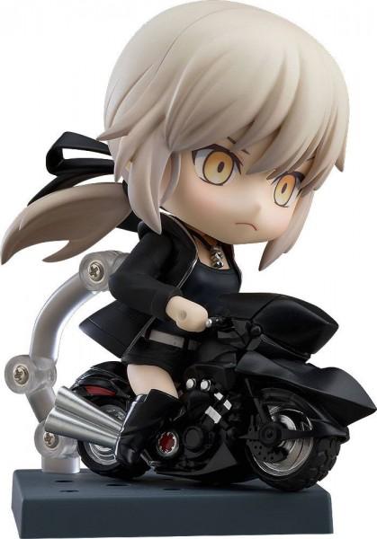 Fate/Grand Order - Saber/Altria Pendragon (Alter) Nendoroid / Shinjuku Version & Cuirassier Noir: GS