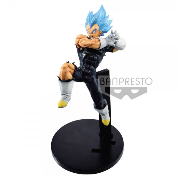 Dragon Ball - SSGSS Vegeta Figur / Tag Fighters: Banpresto