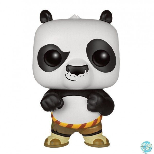 Kung Fu Panda - Po Figur - POP! - Movies: Funko