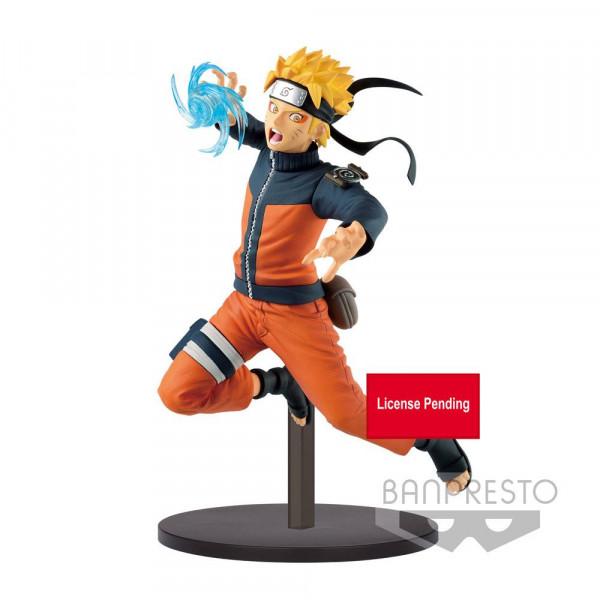 Naruto Shippuden - Naruto Figur / Vibration Stars: Banpresto