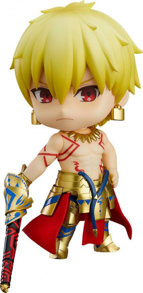 Fate/Grand Order - Caster/Gilgamesh Nendoroid / Third Ascension Version: Orange Rouge