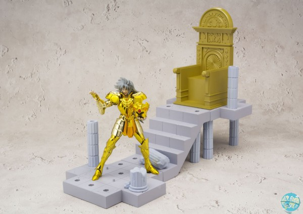 Saint Seiya: Soul of Gold - Gemini Saga Actionfigur - DDP: Bandai