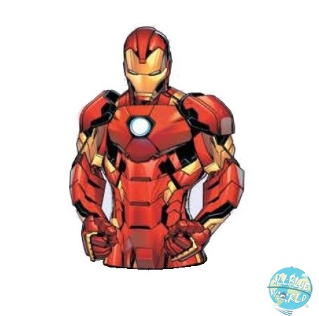 Marvel Comics - Iron Man Spardose: Monogram