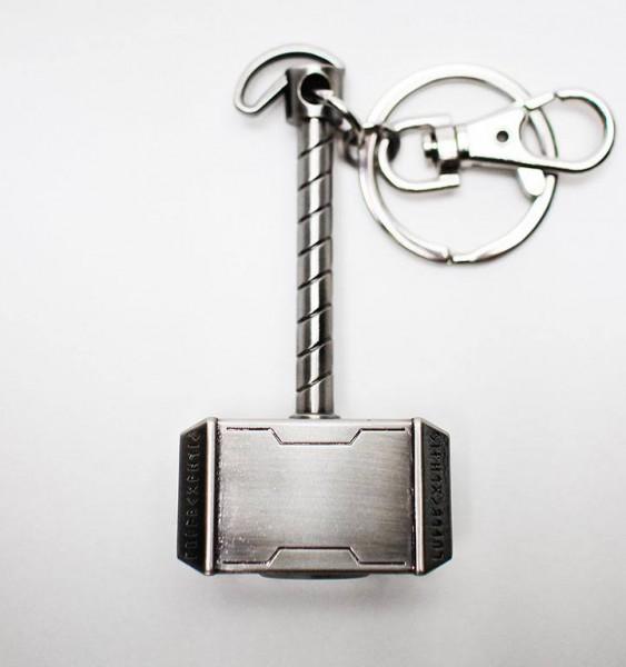 Marvel Comics - Thor Hammer Metall-Schlüsselanhänger: SeDi