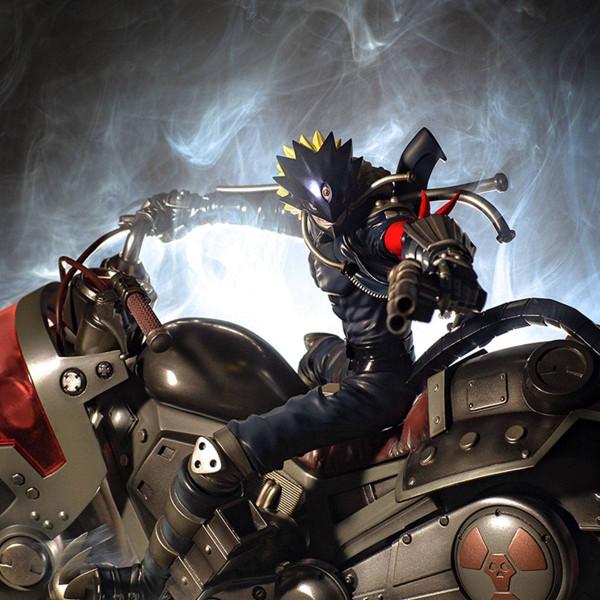 Digimon Tamers - Belzebmon & Behemoth Statue / Precious G.E.M. Serie: MegaHouse
