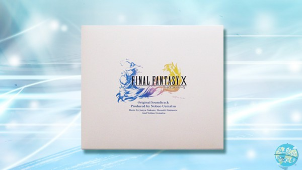 FINAL FANTASY X Original Soundtrack: Square Enix