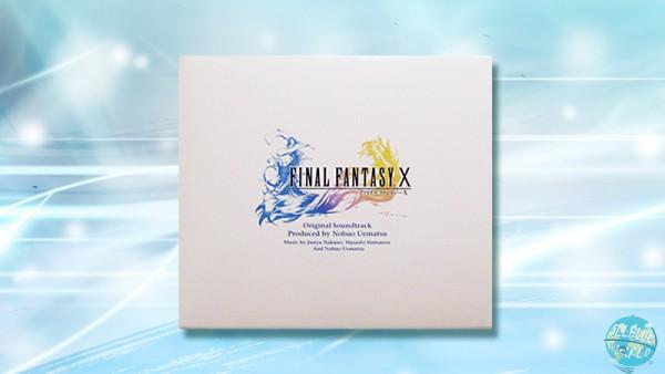 FINAL FANTASY X Original Soundtrack: Square Enix