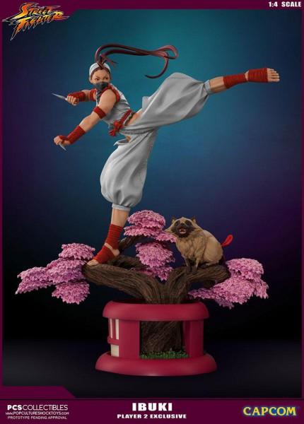 Street Fighter Ultra - Ibuki Statue / PCS Player 2 Exclusive: Pop Culture Shock