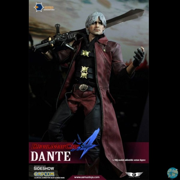 Devil May Cry 4 - Dante Actionfigur: Asmus Collectible Toys