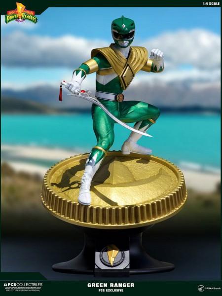 Power Rangers - Green Ranger Statue / PCS Exclusive: Pop Culture Shock