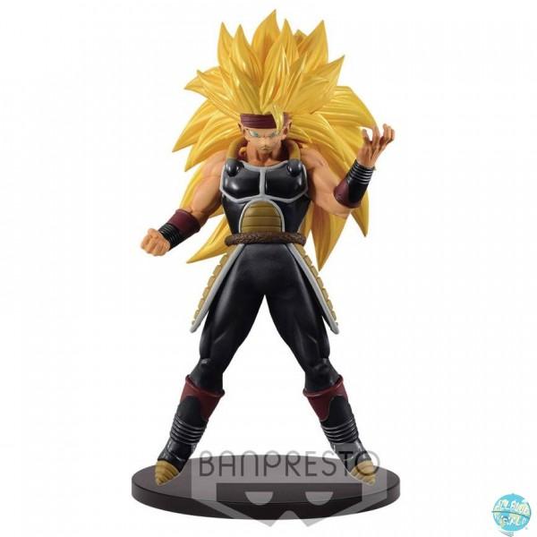 Dragonball Super - Bardock Xeno Figur - DXF / Heroes: Banpresto
