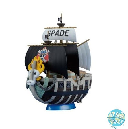 One Piece - Spade Pirates Modell-Kit - Grand Ship Collection: Bandai