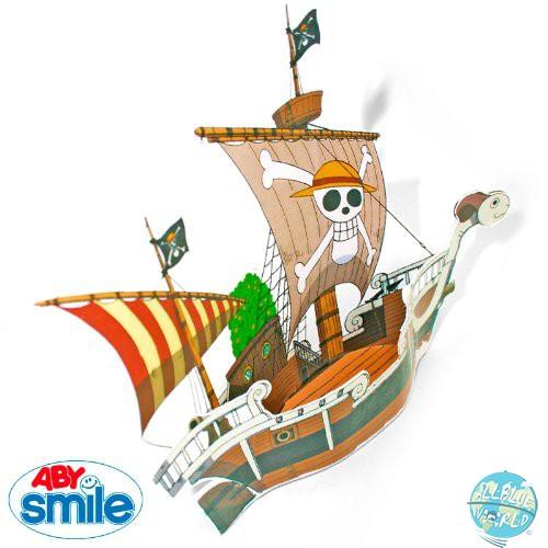 One Piece Brettspiel - Auf dem Weg zur Grandline