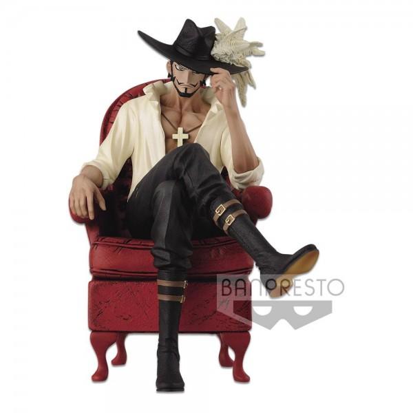 One Piece - Mihawk Dulacre Figur - Creator X Creator / Day Version [NEUAUFLAGE]: Banpresto