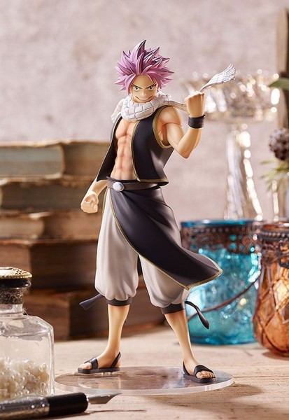 Fairy Tail - Natsu Dragneel Statue / Pop Up Parade: Good Smile Company