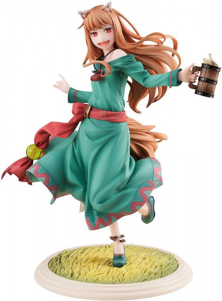 Spice and Wolf - Holo Statue / 10th Anniversary Version: Revolve