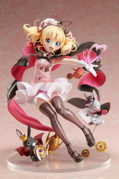 Is the Order a Rabbit - The Phantom Thief Lapin Statue: Stronger