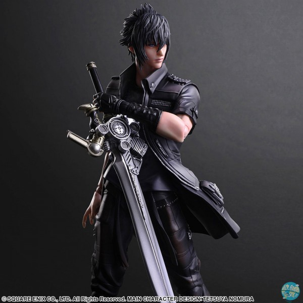 Final Fantasy XV - Noctis Actionfigur - Play Arts Kai: Square Enix