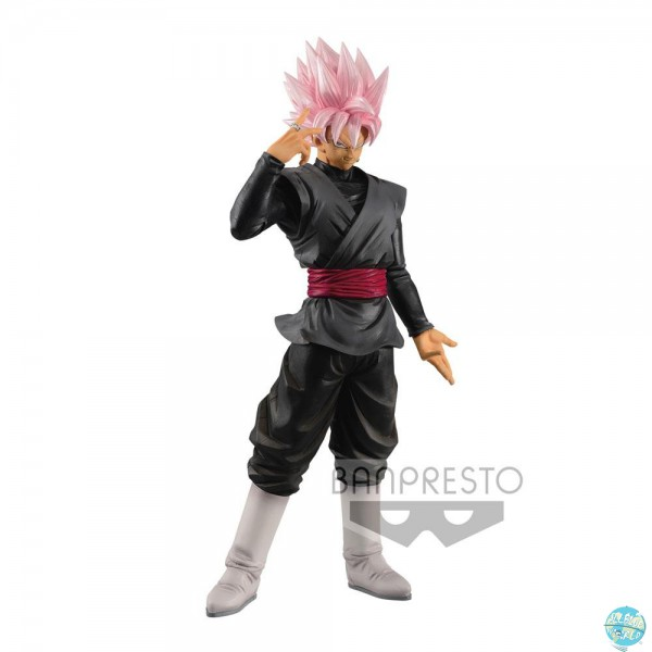 Dragonball Z - SSJ Rose Goku Black Figur - Resolution of Soldiers / Grandista: Banpresto