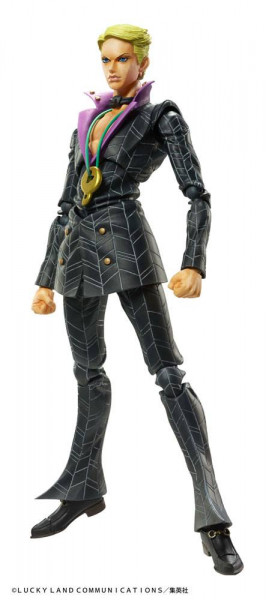 Jojo's Bizarre Adventure - Prosciutto Actionfigur: Medicos Entertainment