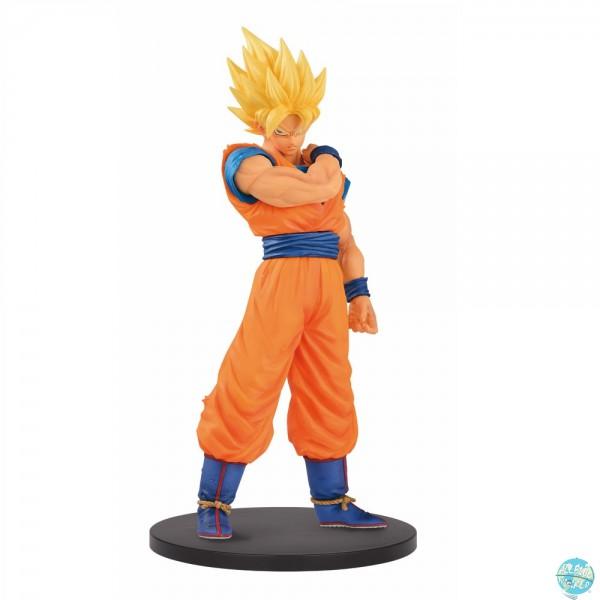 Dragonball Z - SSJ Son Goku Figur - Resolution of Soldiers: Banpresto