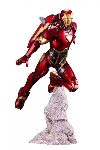 Marvel Universe - Iron Man Statue / ARTFX Premier: Kotobukiya